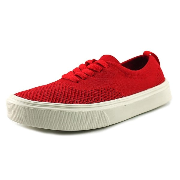 People Footwear The Stanley Women Canvas Red Fashion Sneakers