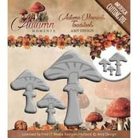 Toadstool - Find It Trading Amy Design Autumn Moments Die