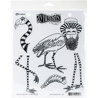 """Dyan Reaveley's Dylusions Cling Stamp Collections 8.5""""X7""""-Waddle Waddle"""