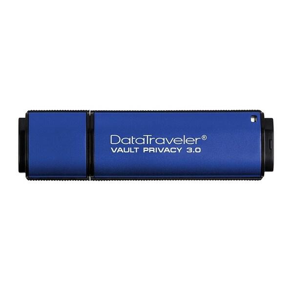 Kingston Dtvp30/16Gb 16Gb Datatraveler Vault Privacy 3.0 Flash Drive