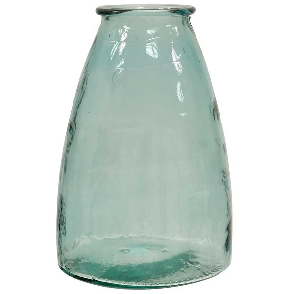 "StyleCraft SC-AS10186 9"" x 13"" Glass Vase"
