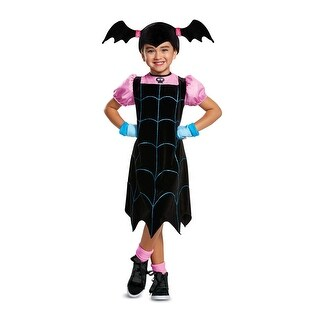 Girls Toddler Disney Jr. Vampirina Costume