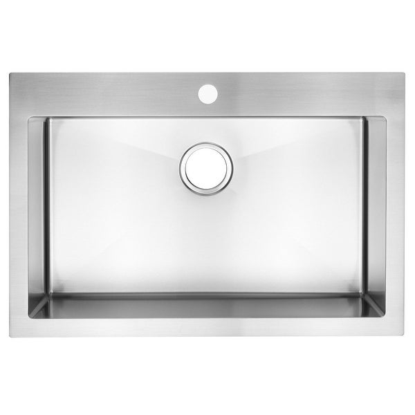 Koozzo Drop-in Stainless Steel Kitchen Sink