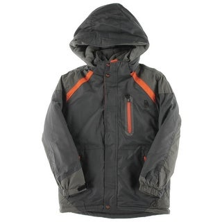 Hawke & Co. Boys 3-in-1 Weather Resistant Coat - 7