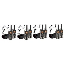 Uniden GMR4088-2CKHS (8-Pack) Water Resistant Camo Two Way Radio