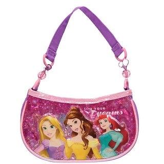 Disney Princess Beaded Shoulder Bag Purse