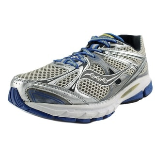 Saucony Progrid Guide 6 Youth Round Toe Synthetic Silver Running Shoe