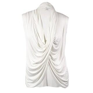 Karen Kane Women's Draped Twist Knit Jersey Top - xL