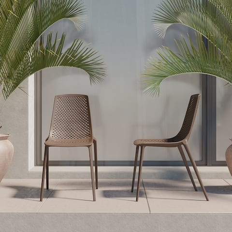 Posorja Patio Side Chair (Set of 2 or 4) by Havenside Home