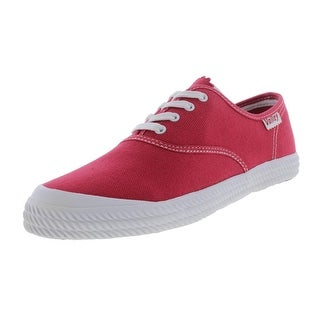 Volley Womens Canvas Casual Fashion Sneakers - 7 medium (b,m)