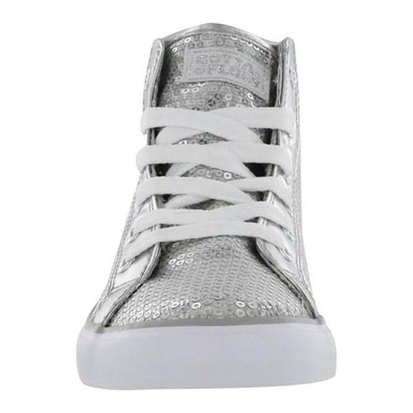 Gotta Flurt Girls Sequin Sneaker