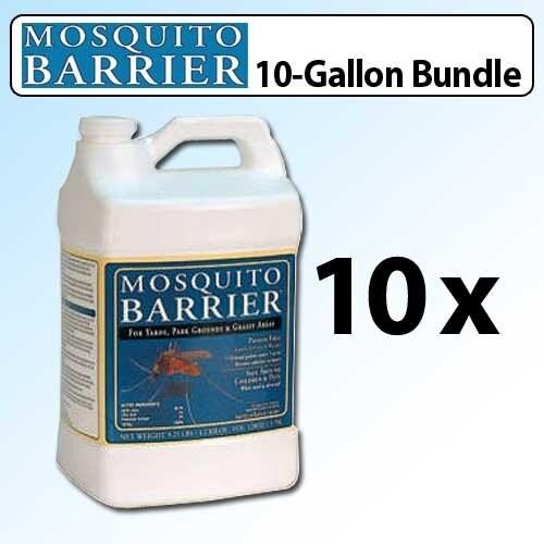 Mosquito Barrier AMBQUARTSX40K2 Mbquarts Liquid Mosquito Repellent 10 Gallons