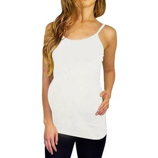White Maternity Basic Seamless Nursing Tank Maternity Top - one size fits all ( maternity)|https://ak1.ostkcdn.com/images/products/is/images/direct/650791d8b71325206e3281df174aecc9892620c6/White-Shop-Pretty-Girl-Maternity-Basic-Seamless-Nursing-Tank-Maternity-Top.jpg?impolicy=medium