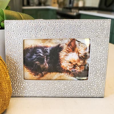 Sparkles Home Rhinestone Strass Picture Frame