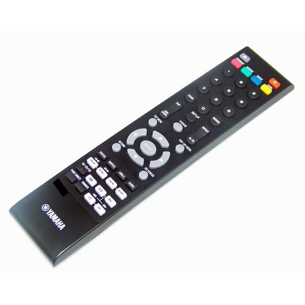 OEM Yamaha Remote Control Originally Shipped With: BDA1000, BD-A1000, BDA1000BL, BD-A1000BL, BDA1010, BD-A1010