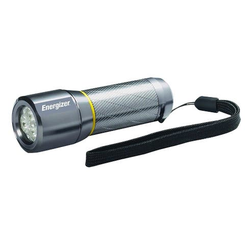 Energizer EPMHH32E Vision HD Performance Metal LED Flashlight, 250 Lumens