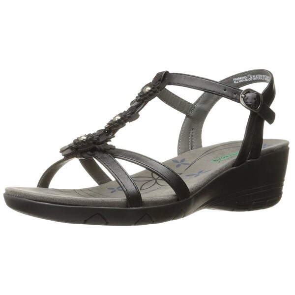 6fdf9dac0f4e Shop BareTraps Women s Hammond Wedge Sandal