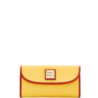 Dooney & Bourke Pebble Grain Continental Clutch (Introduced by Dooney & Bourke at $128 in Dec 2017)