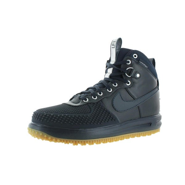 Shop Nike Mens Lunar Force 1 Duckboot Fashion Sneakers Watershield ... 163daa8db