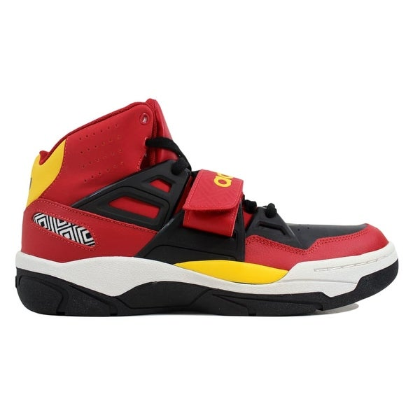 best authentic 09fd7 dc651 ... Men s Athletic Shoes. Adidas Mutombo TR Block Red Black-Gold Men  x27 s  C75350 Size