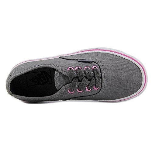 247063d2829b Shop VANS Kids Multi Eyelets Authentic Perf Hot Pink VN0004J1K4W Youth 3 -  Free Shipping On Orders Over  45 - Overstock - 20290152