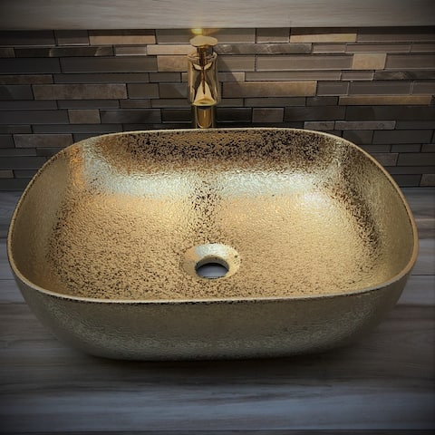 Grande Golden Imperial Vessel Sink
