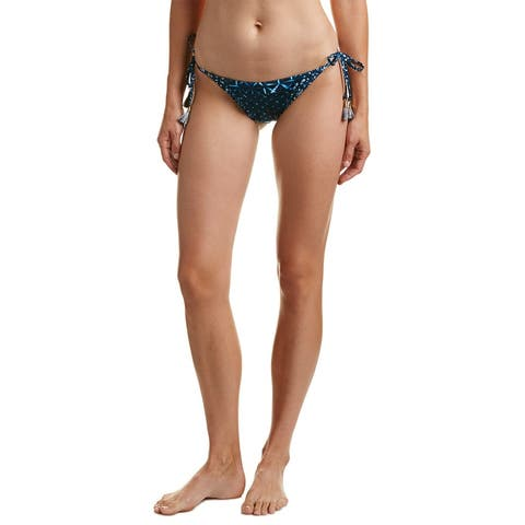 Lucky Brand Side Tie Hipster Bikini Bottom