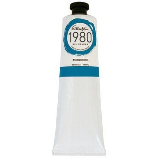 Gamblin - 1980 Oil Color - 150ml Tube - Titanium White