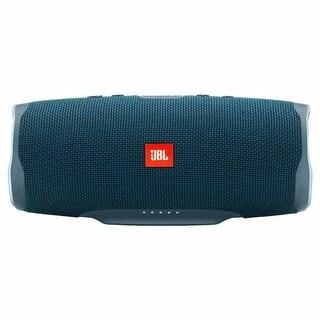 BL Charge 4 Portable Waterproof Wireless Bluetooth Speaker (Ocean Blue) -  JBL