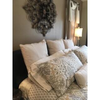 Echo Design Odyssey Cotton Paisley Comforter Set - Multi