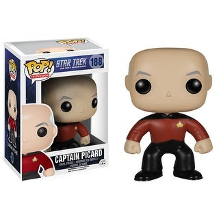 Star Trek The Next Generation Funko POP Vinyl Figure Jean-Luc Picard
