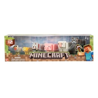 Minecraft Core Animal Figure Pack