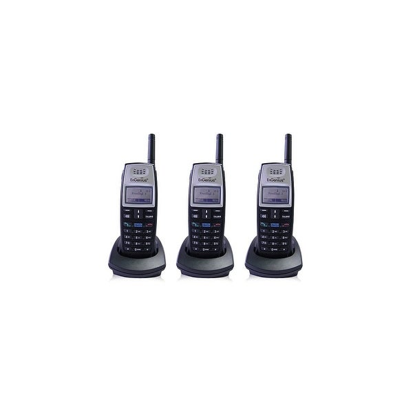 Engenius FreeStyl 1 HC (3 Pack) Cordless Phone Handset