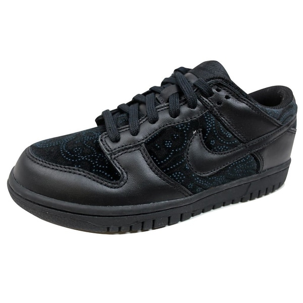 Nike Women's Dunk Low Black/Black 309324-002