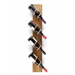 Handmade Barnwood Wine Rack (USA)