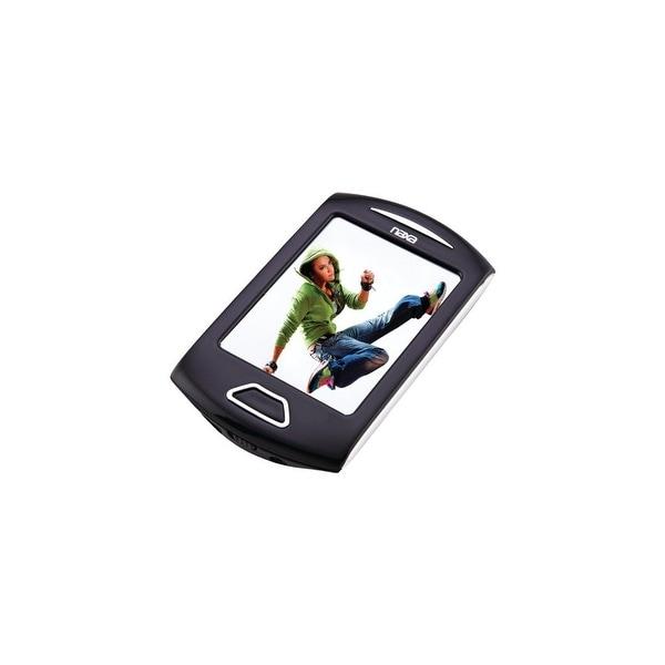 Naxa NAXNMV179SLB NAXA Electronics NMV-179 Portable Media Player with 2.8- Inch Touch Screen