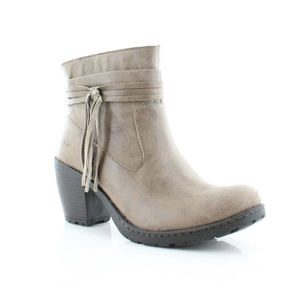 Born Alicudi Women's Boots Taupe - 11
