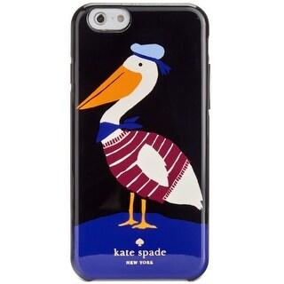 Kate Spade Womens Pelican Cell Phone Case Hybrid Hardshell