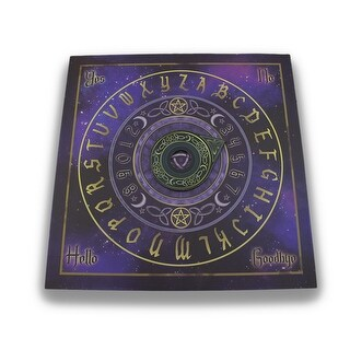 Lisa Parker `Celestial Spirit` Talking Board New Age Spiritual - Multicolored
