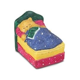 Bear Family Bedtime Stories Ceramic Figurines