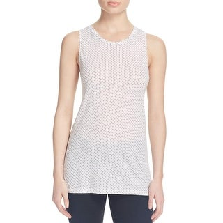 Stateside Womens Tank Top Knotted Racerback