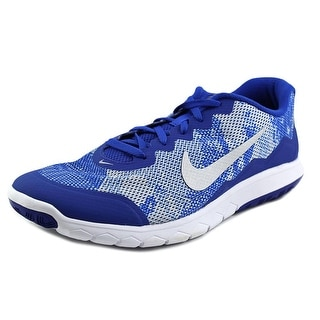 Nike Flex Experience RN 4 Round Toe Synthetic Running Shoe