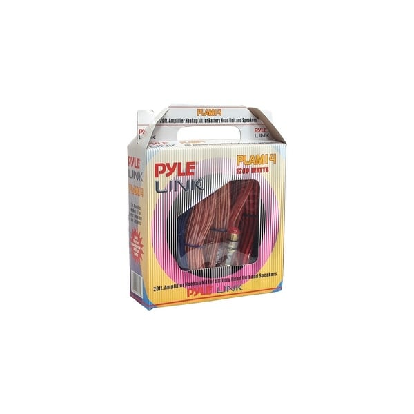Pyle Audio PLAM-14 Pyle PLAM14 Installation Kit