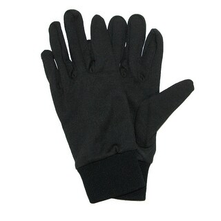 Grand Sierra Men's Polypropylene Glove Liner - Black