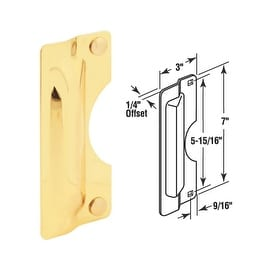 "DEFENDER SECURITY 7"" Pb Latch Guard"