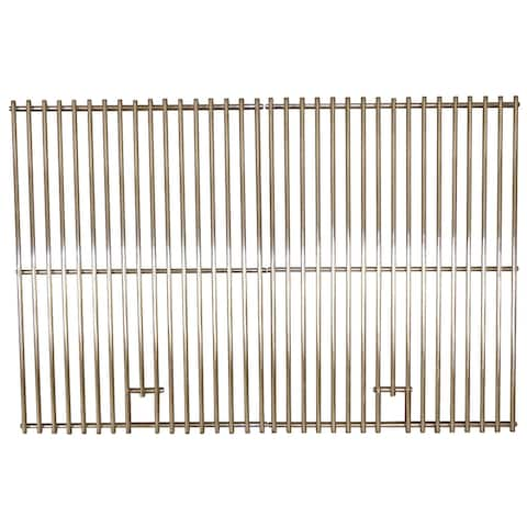 2pc Stainless Steel Wire Cooking Grid Broil King Baron Gas Grills
