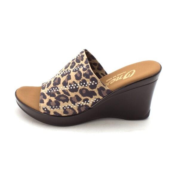 Onex Womens Sophie Open Toe Casual Platform Sandals