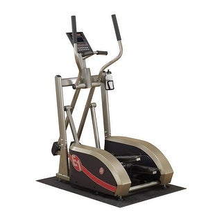 Best Fitness Center Drive Eliptical - Silver