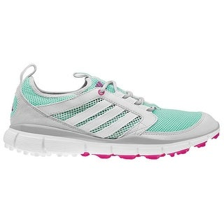 Adidas Women's Adistar Climacool Bahia Mint/Clear Grey/Running White Golf Shoes Q46781