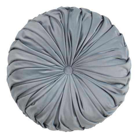 Velvet Pintuck Throw Pillow